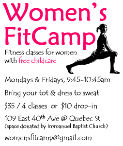 FitCamp Flyer PNG