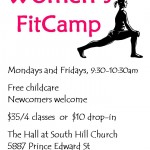 Women's FitCamp